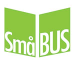 Logo SmåBUS Children´s Book Festival